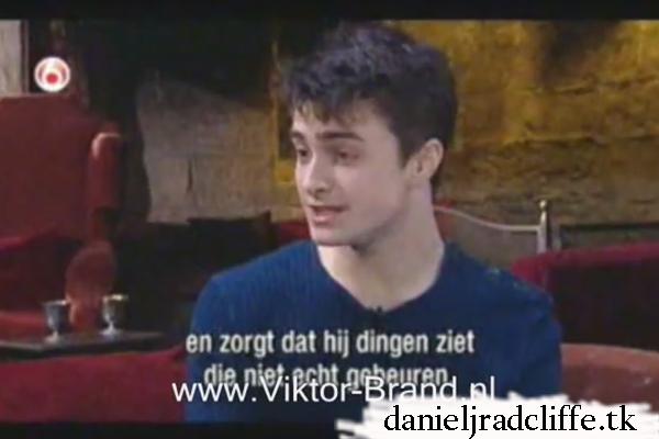 Shownieuws achter de schermen bij Harry Potter (Order of the Phoenix)