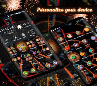 3d Themes For Android Apk - theme anime