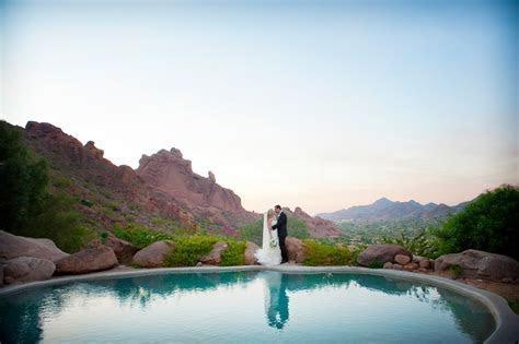 AZ Destination Weddings   Sanctuary Camelback Mountain