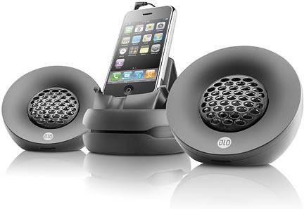 iPhone Portable Amplifier Horn