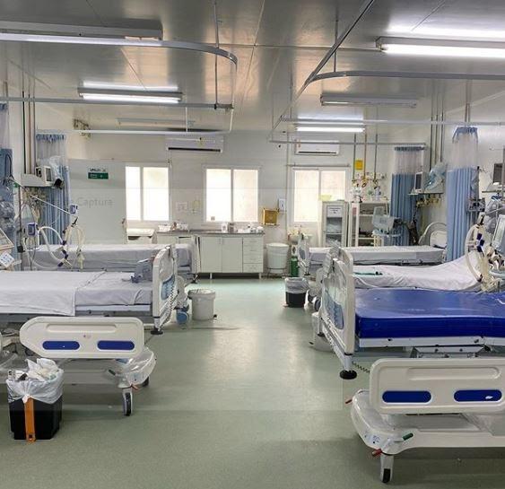 Hospital Tarcísio Maia encerra leitos Covid-19 em Mossoró