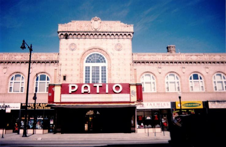 Patio Theatre