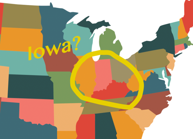 For people living on the coasts, the Midwest can be a confusing place...