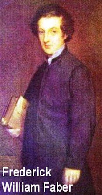 Fr Faber as a young man
