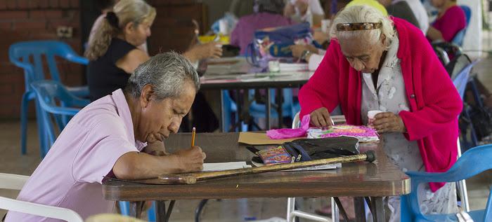 150 adultos mayores sin hogar se benefician con el proyecto firmado entre la Alcaldía y San Miguel