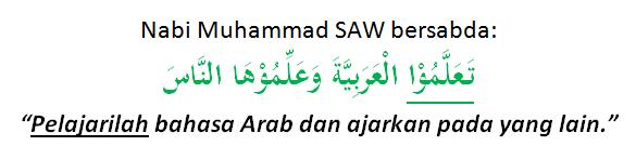 Kata Kata Motivasi Belajar Bahasa Arab Cikimm Com