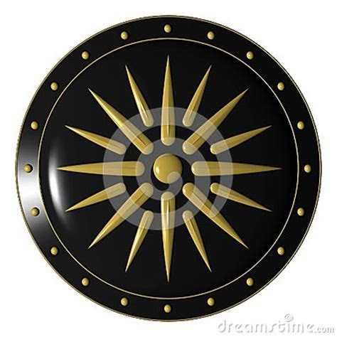 Alexander Shield Stock Photography   Image: 29261662