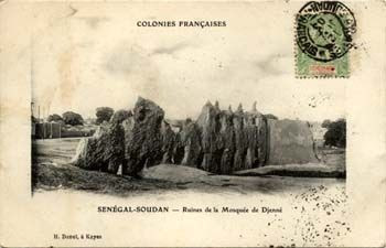 File:Ruins of the Great Mosque postcard.jpg