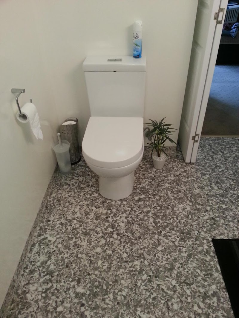 Trends For Grey Epoxy Bathroom Floor pictures