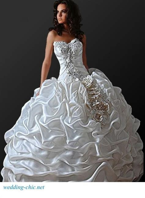 24 best images about puffy wedding dresses on Pinterest