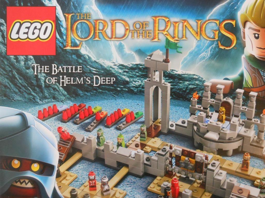 The Battle of Helm's Deep