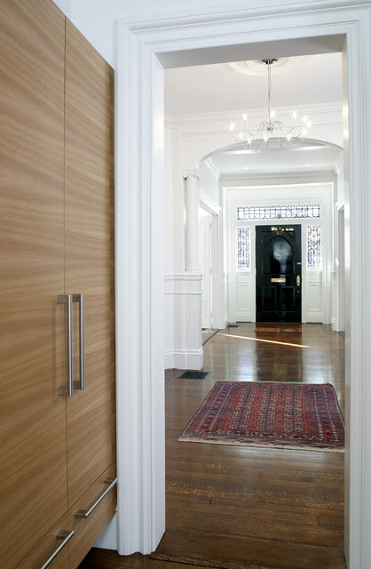 Hallway Closets Modern - interior decorating accessories