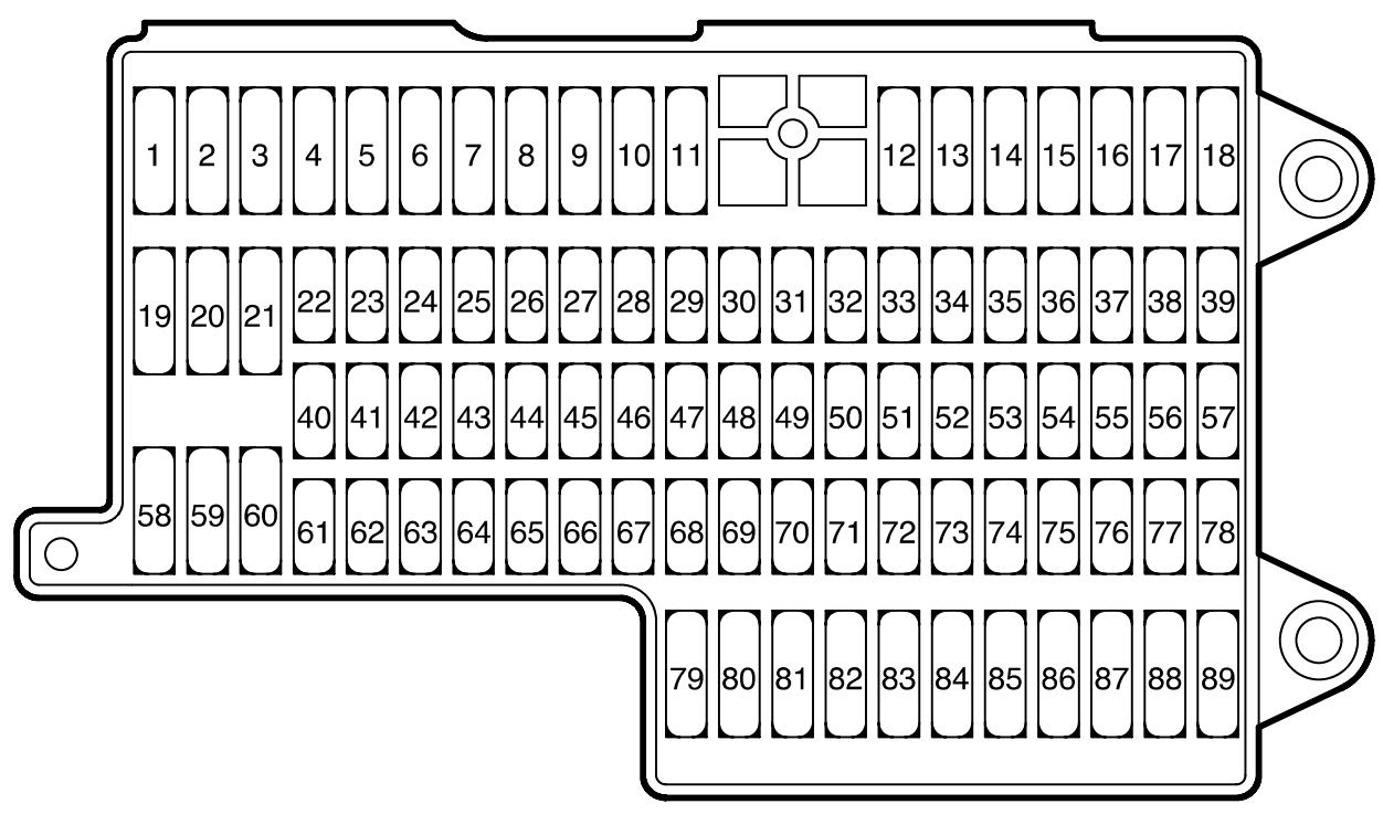 Volkswagen Phaeton 2002 2006 Fuse Box Diagram Auto Genius