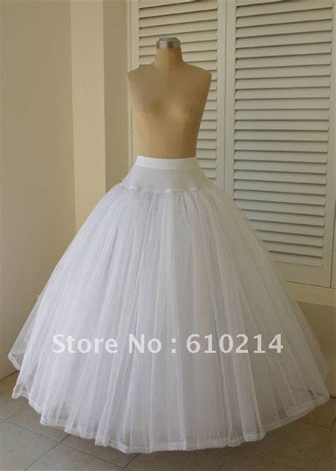 Elegant 100% Brand New Tulle Ball Gowns Wedding Petticoats