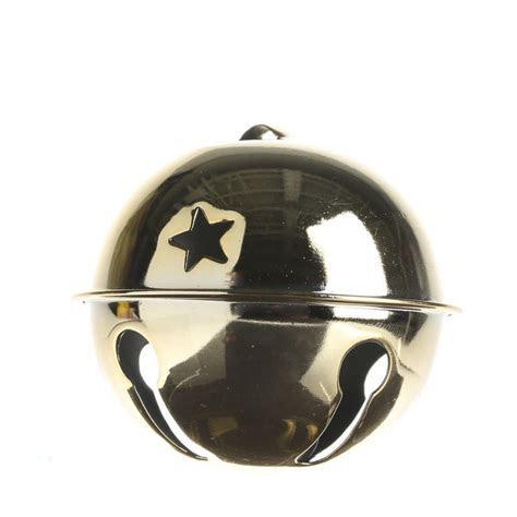 Gold Sleigh Bell   Bells   Basic Craft Supplies   Craft