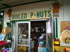 boiled p-nuts