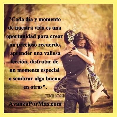 Imagen Cada Dia Y Momento De Nuestra Vida Es Imagenes