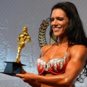 A fisiculturista paulistana Fabiana Caggiano Paes, 36, morta no dia 2 de janeiro em Natal (RN), onde passava as férias de final de ano com o marido