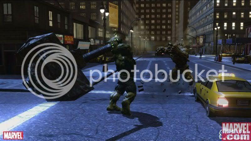 Hulk Game