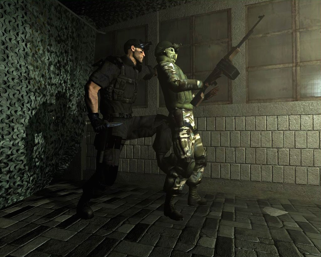 Splinter cell: chaos theory versus mode (2005) | fix guide youtube.