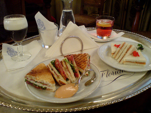 Lunch at Florian