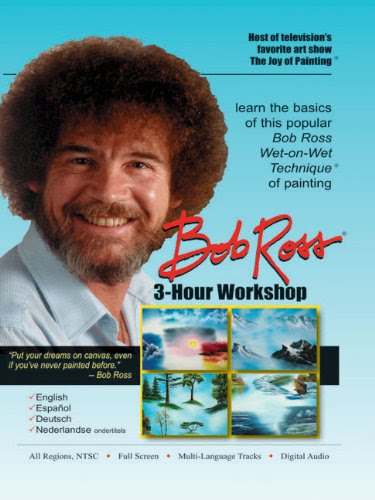 Bob Ross One Of The Accidental Pioneers Of Asmr Discover Asmr