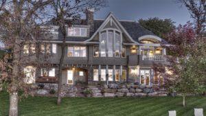Design Build Construction Luxury Lake Home Interior Design In Minnesota
