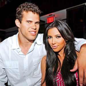 Kim Kardashian, Kris Humphires