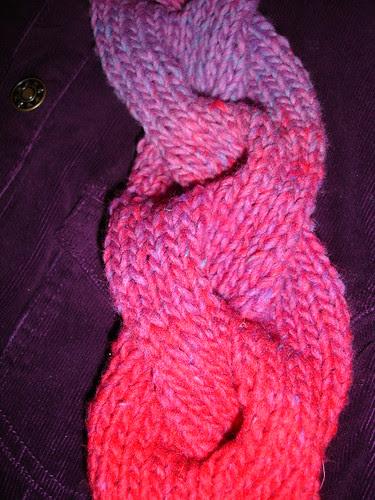 Snowy days Cora scarf 004