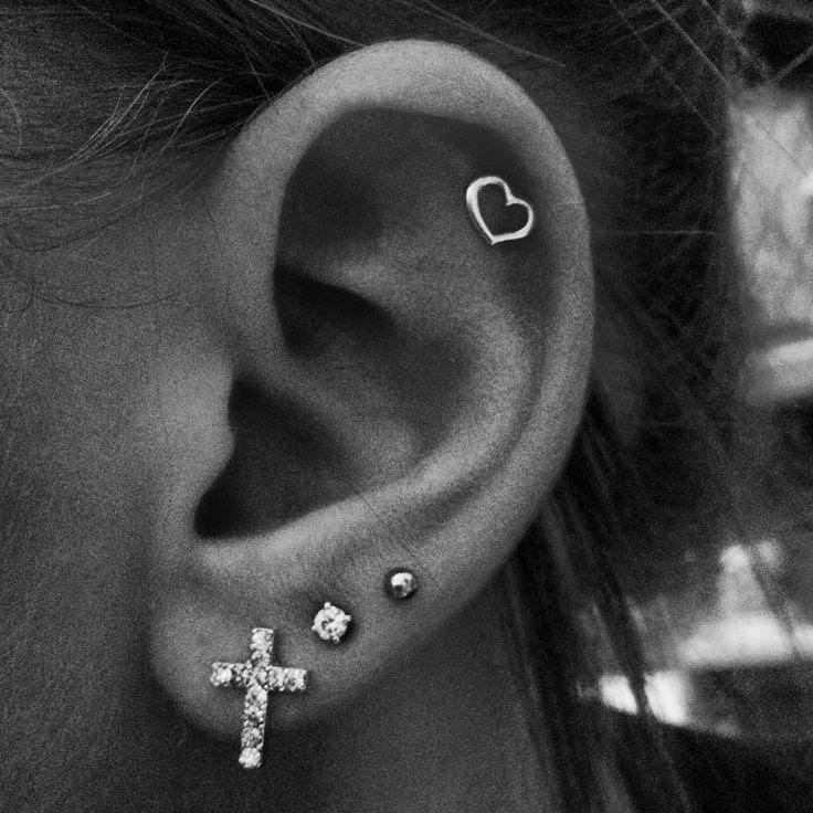 Love these piercings