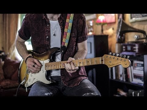 Gravity - John Mayer (Live In LA Guitar Cover) - Jamie Harrison (Lesson ...