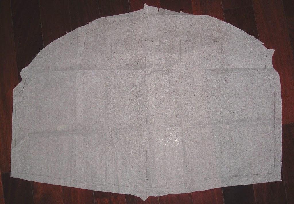 Finished Sleeve Pattern