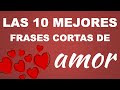 Frases Amor Cortas