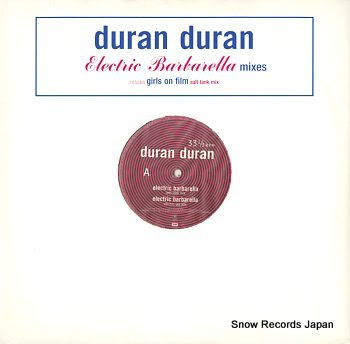 DURAN DURAN electric barbarella