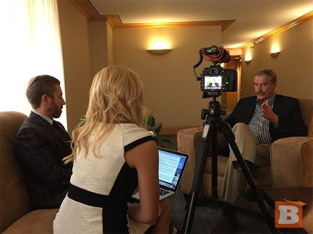Breitbart Interviews Vicente Fox (Breitbart News)