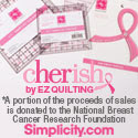 Cherish Quilting Tools by EZ Quilting