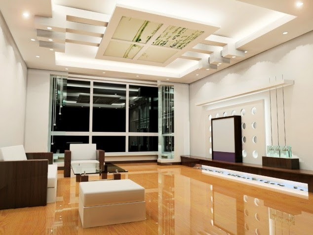 16 Admirable Suspended Ceiling Designs To Create An Enviable First
