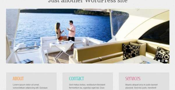Hafniumicy  Business WordPress Theme