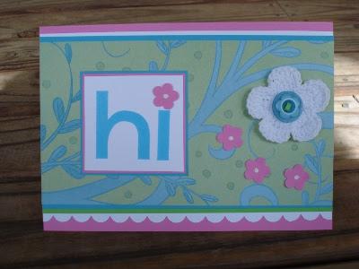 Kaleidoscope hi card