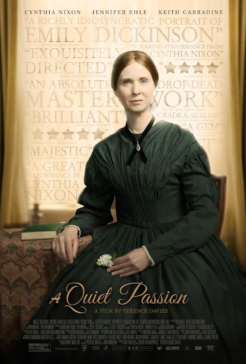 Emily Dickinson Film A Quiet Passion