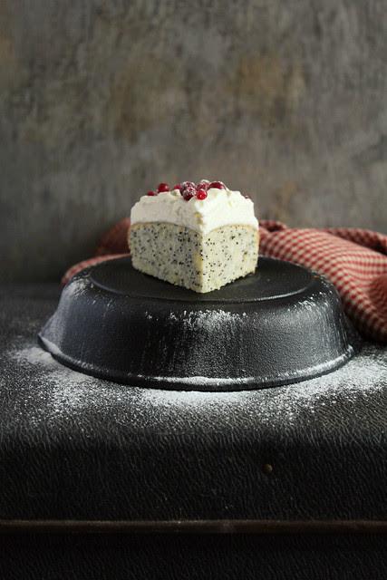 Lemon&Poppyseed Cake