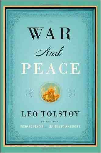 الحرب والسلام - الكتب الاكثر مبيعا في التاريخ