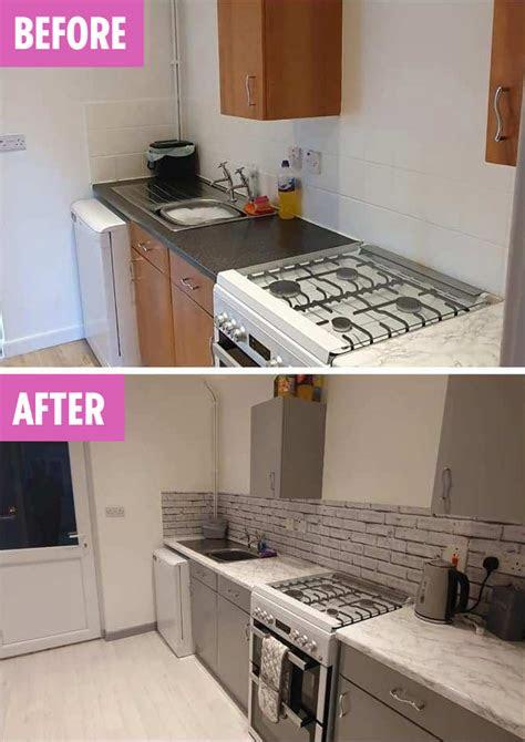 mum transforms kitchen  stunning space   range