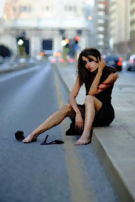Girl in Lovers Lane Gemäldegalerie