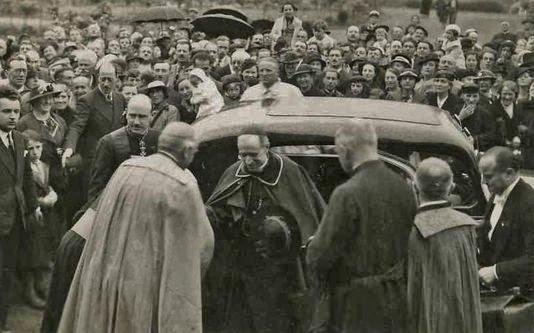 Image result for cardinal pacelli juillet france