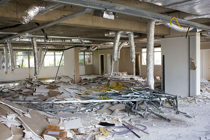 Interior Demolition Compressed