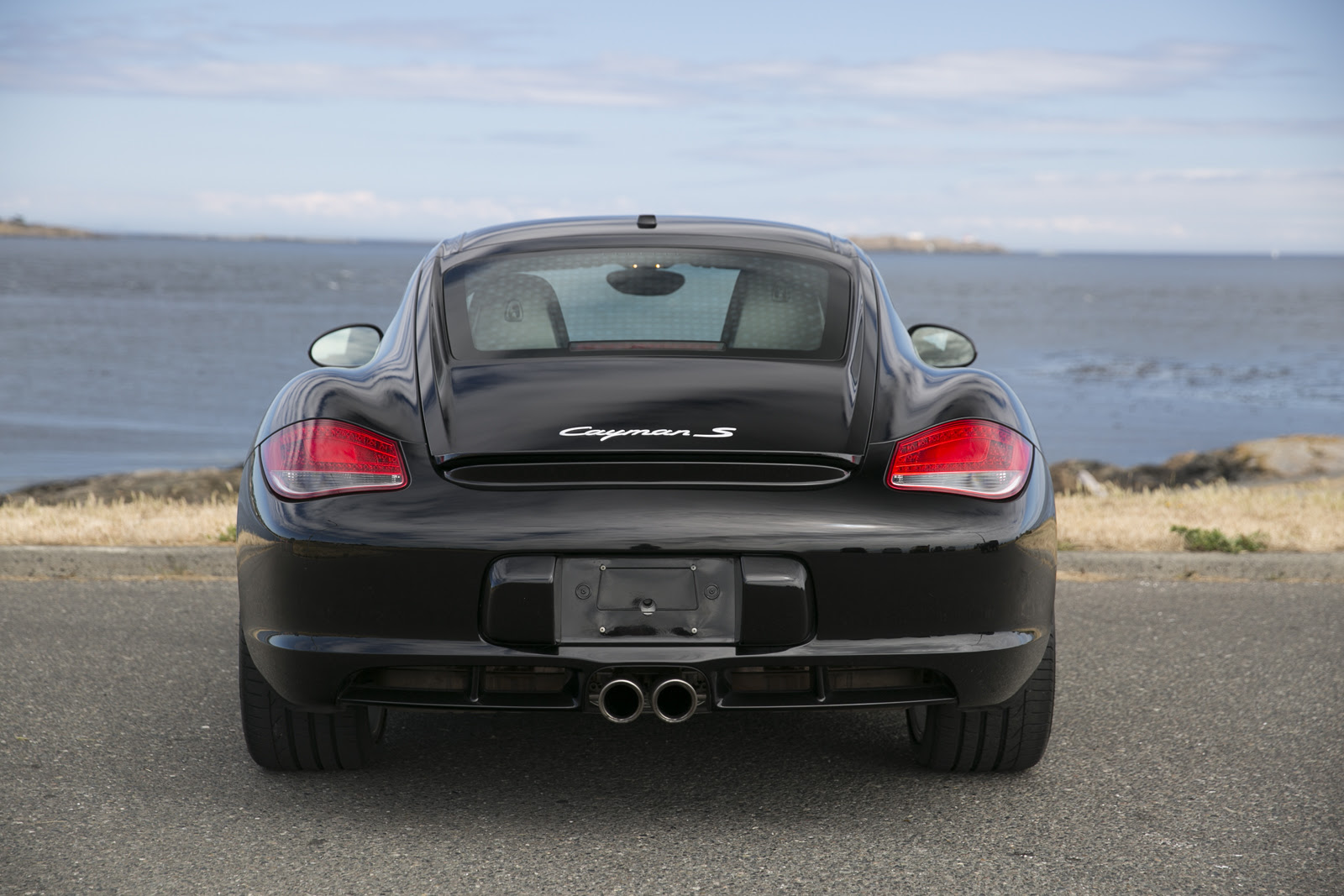 Porsche Cayman S Pdk Black On Black In Victoria Bc Silver