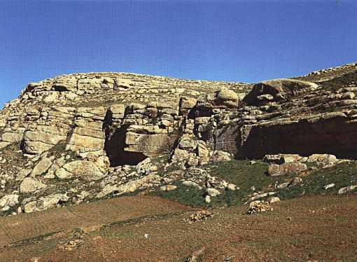 Site ibéro-maurusien de Columnata (Sidi Hosni en Oranie)
