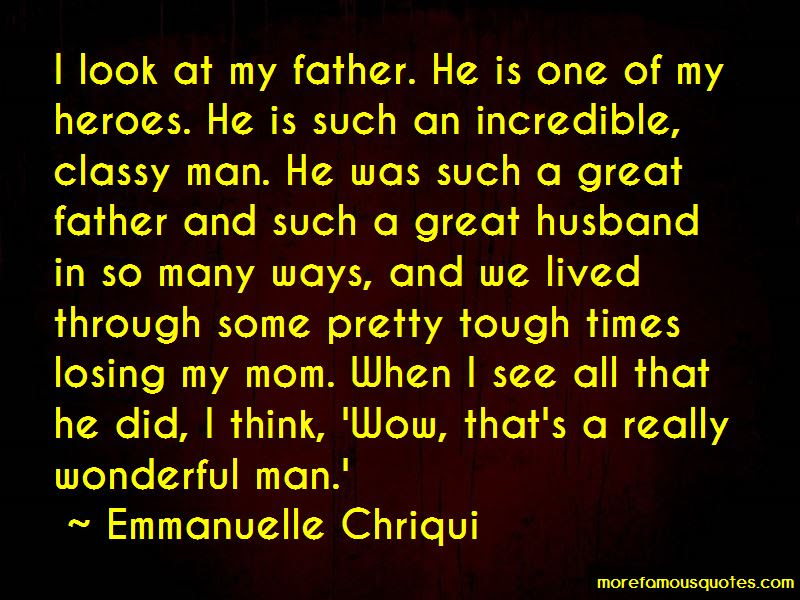 Great Husband And Father Quotes Top 28 Quotes About Great Husband