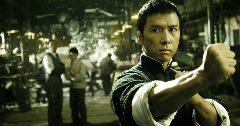 Donnie Yen plays the chinese hero, IP Man. He is one of the better fight choreographers and performers, and his fight scenes result in some inventive and creative fight choreography.